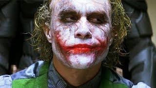 Joker Interrogation Scene - The Dark Knight (2008) Movie CLIP HD