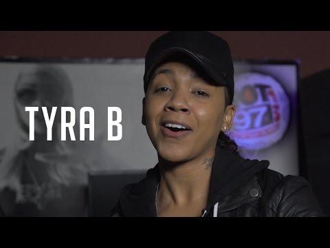 THE HOT BOX: TYRA B
