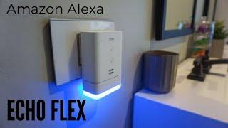 ECHO FLEX review en español. ✔. Complementos para Amazon Alexa. Echo flex español.