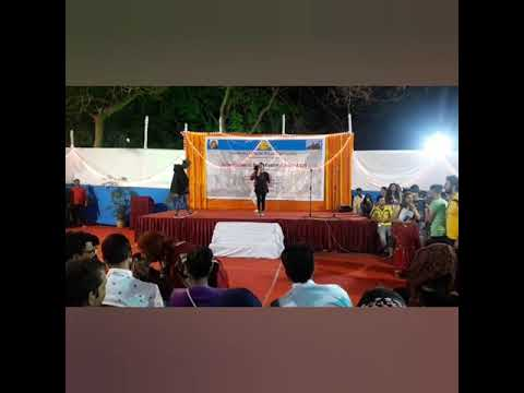 Let me love you song beautiful sung/Pune university