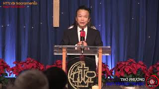 HTTL Sacramento | Chương Trình Thờ Phượng | Ngày 27/12/2020 | MS Hứa Trung Tín
