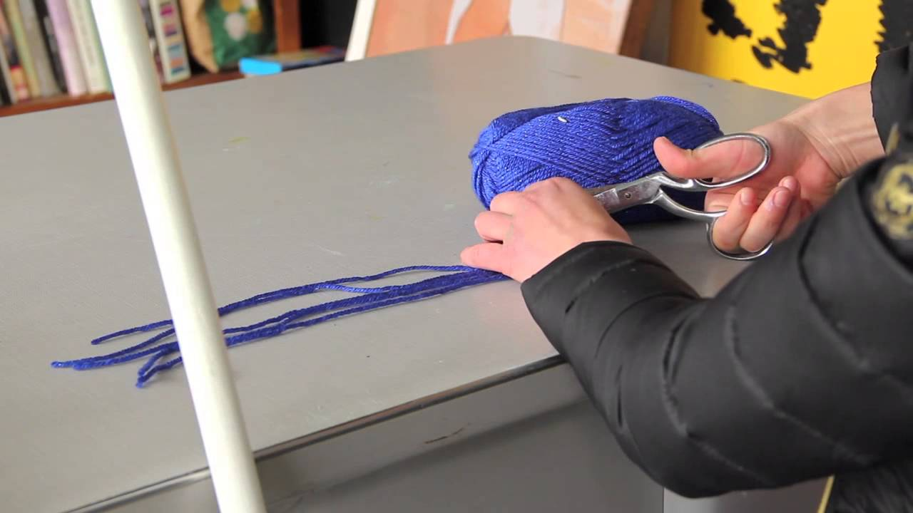 How To Decorate A Broom Fun Decorative Crafts Youtube