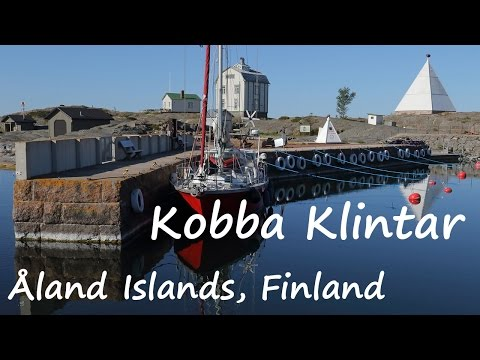Baltic sailing #2 -  Kobba Klintar, Åland Islands, Finland