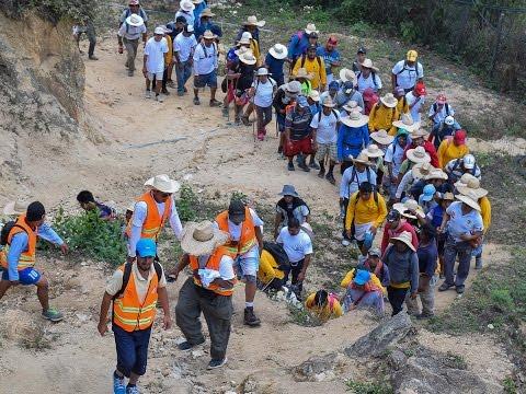 Documental XIX Caminata de Fe Tlaxiaco Juquila 2015