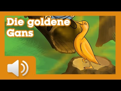 Die goldene Gans  Märchen für Kinder  Hörbuch auf Deutsch