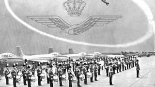 Kapel van de Koninklijke Luchtmacht - American patrol ( 1960 )