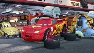 Cars 2 HD Race - Lightning McQueen - Jeff Gorvette - Mater / Hook - Gameplay #01 thumbnail