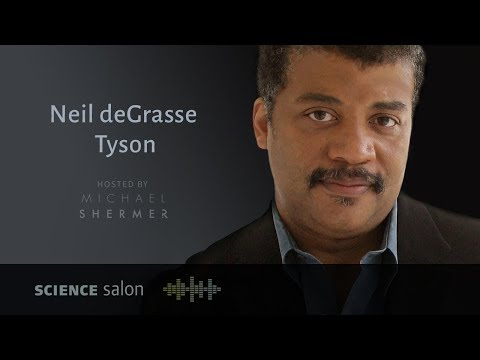 Neil deGrasse Tyson — The Unspoken Alliance Between Astrophysics and Military (SCIENCE SALON # 37)