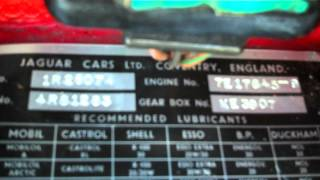 Gorgeous 1969 Jaguar E-Type Roadster British English Classic Cars for sale and wanted to buy.MP4
