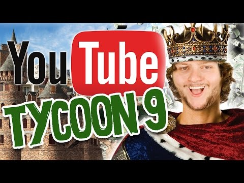 ONE MILLION SUBSCRIBERS! | Youtube Tycoon (Funny Moments)