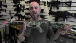 Camouflage Paint Schemes for Airsoft