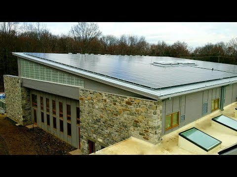 Geoscape Solar:  The Willow School