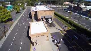33 East Car Wash of Ocean Drone View! Blade Chroma - near Asbury Park, NJ
