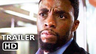 21 BRIDGES Official Trailer (2019) Chadwick Boseman, Thriller Movie HD