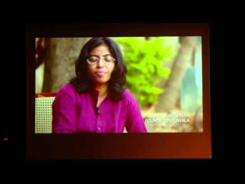 Poorna Rajeevan's Arangetram