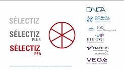 La gamme de Fonds Sélectiz - Caisse d'Epargne