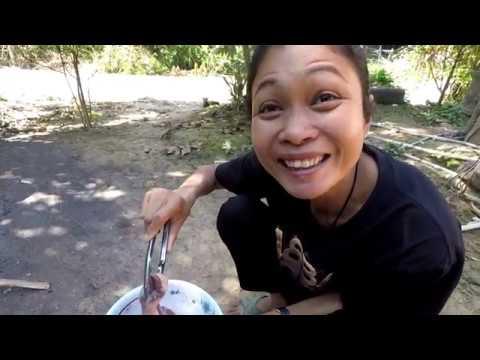 Thai Cooking –  BBQ Pork & Beef Tongue