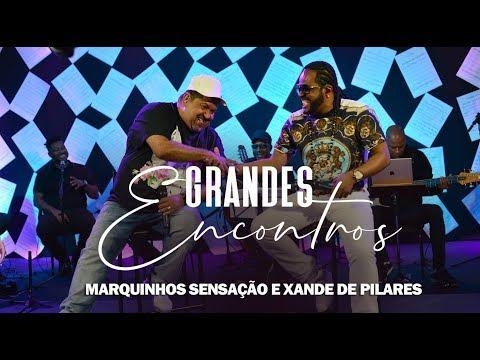 Radio Mania - Xande de Pilares e Marquynhos Sensação - Preciso Desse Mel  Trilha do Amor
