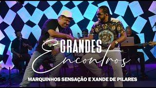 Radio Mania - Xande de Pilares e Marquynhos Sensação - Preciso Desse Mel / Trilha do Amor