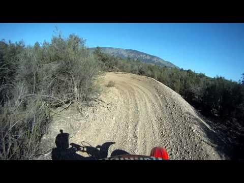 Tataviam Trail Gorman/Hungry Valley 3/24/12