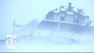 Winter Storm 2015: Snow Scenes Around New England | The New York Times