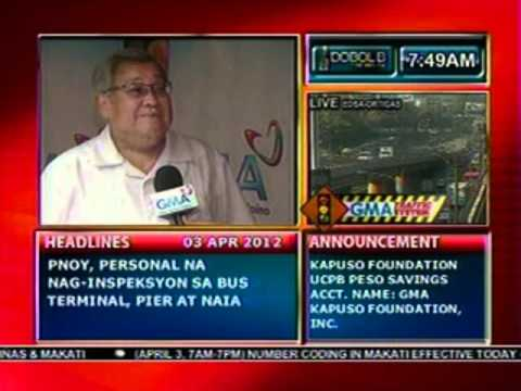 DB: Mike Enriquez, muling pumirma ng Exclusive Contract sa GMA Network (040312)