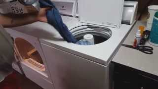 New Washer and Dryer - The Speed Queen 8 Series