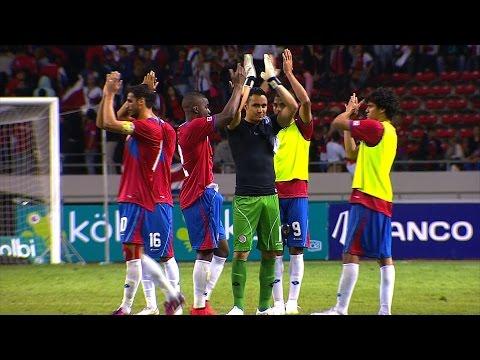 Costa Rica 0x0 Paraguay - FIFA Friendly Match