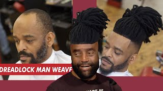 """Forget Manscaping ... It's All About """"MAN WEAVES"""""""