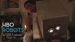 "HBO - ""Robots"" Trailer (Girls Parody)"