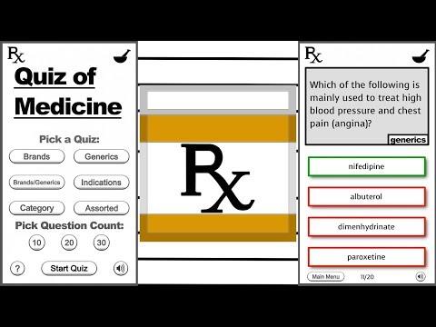 Quiz of Medicine - Med School Prep Testing Tool - Apps on
