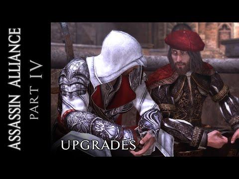 Assassin Alliance - Part IV - Upgrades