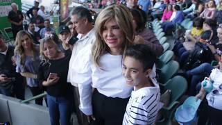 Reconoce gobernadora a trabajadores de la salud en Sonora