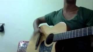 đệm hát guitar bolero - Mùa Xuân Lá Khô - hát hay ko bằng hay hát !
