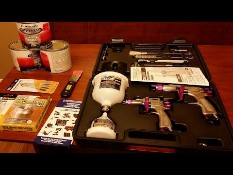 2-pc-professional-automotive-hvlp-air-spray-gun-kit-review