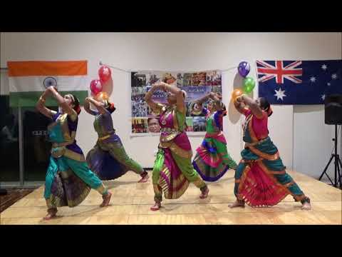 Classical dance for A.R Rahman's Vande matharam by Dr. Geetha Sadagopan and students