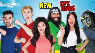 CLOAKER & PZ9 MELVIN Joining SPY NINJAS to *ELIMINATE* PROJECT ZORGO! 😱 (Chad Wild Clay Vy Qwaint)