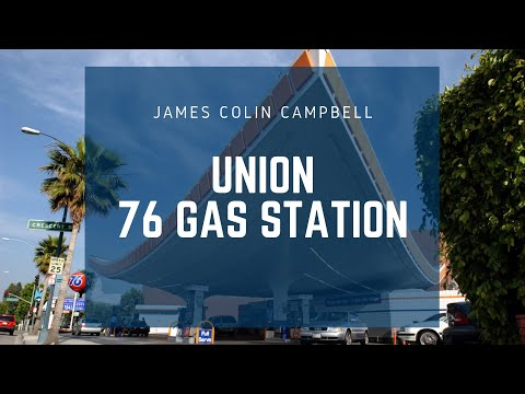 Union 76 Gas Station Beverly Hills