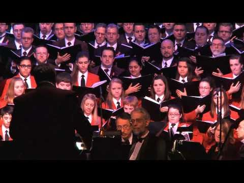 Look at the World performed by the Columbus Children's Choir & Columbus Gay Men's Chorus