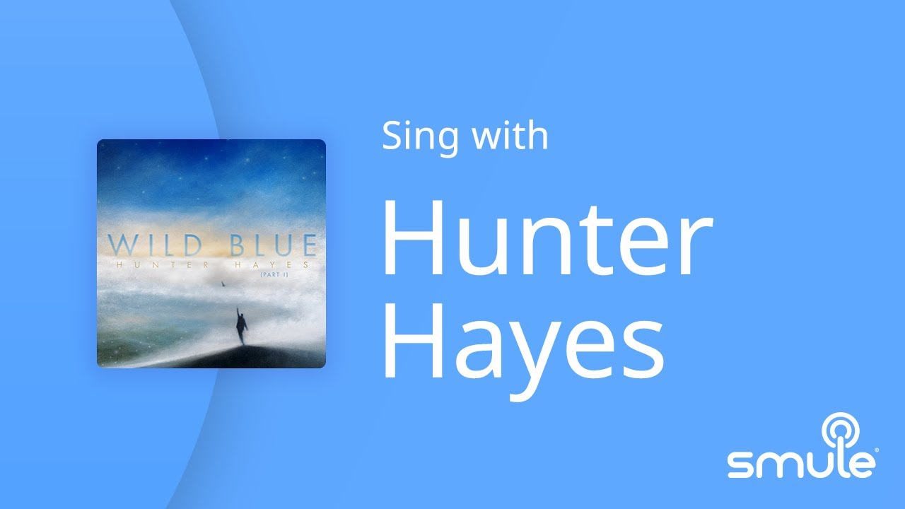 Hunter Hayes - Wanted (Smule performance)