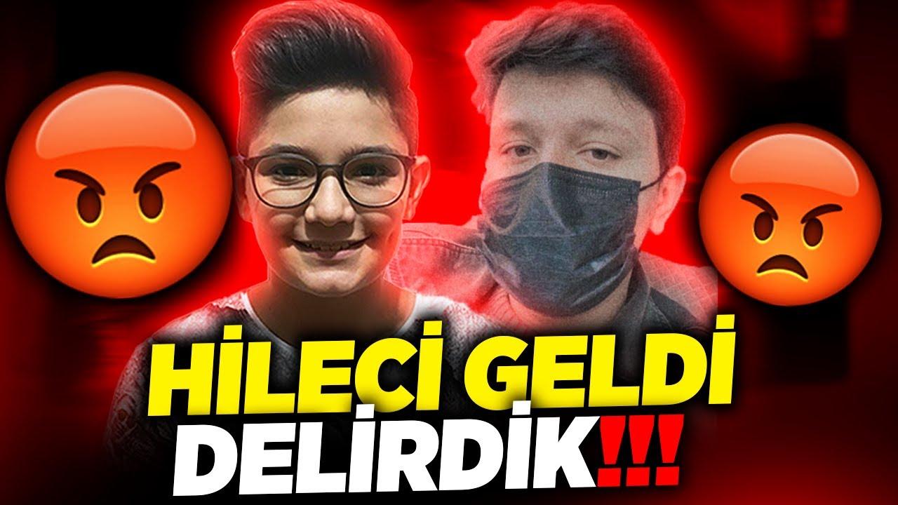 ÇILDIRICAM!!! SASUKEYLE HİLEYE DENK GELDİK!! - PUBG Mobile