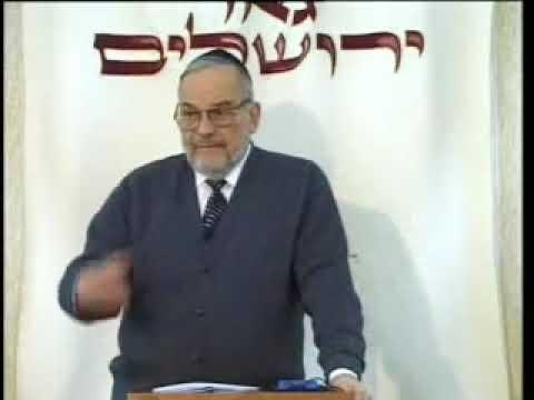 Rabbi Berel Wein - Ben Gurion