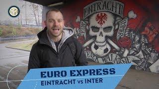 EINTRACHT vs INTER | EURO EXPRESS | FRANKFURT 🇩🇪⚫🔵🏆