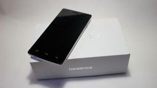 Смартфон Iocean X7S (8 ядер, 5', 2 Гб ОЗУ) (распаковка и первый взгляд)
