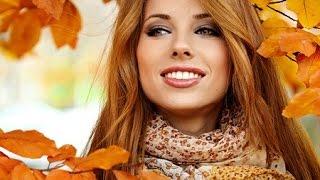 Как сделать осенний макияж - видео-урок от Орифлейм: осенний макияж