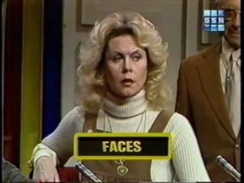 Password Plus segment -- Elizabeth Montgomery & Bert Convy