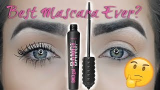 NEW! Benefit BADGal Bang Mascara First Impressions | HOT OR NOT?