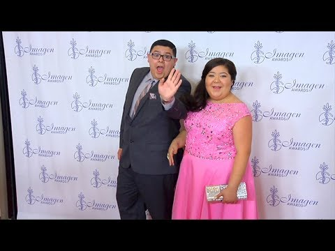 Rico and Raini Rodriguez 32nd Annual n Awards Red Carpet