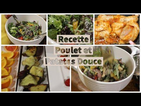recette-poulet-meilleur-assaisonement-|-comment-faire-la-sauce-vinaigrette-pour-la-salade