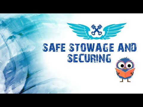SAFE STOWAGE AND SECURING CARGO ON SHIPS, F2